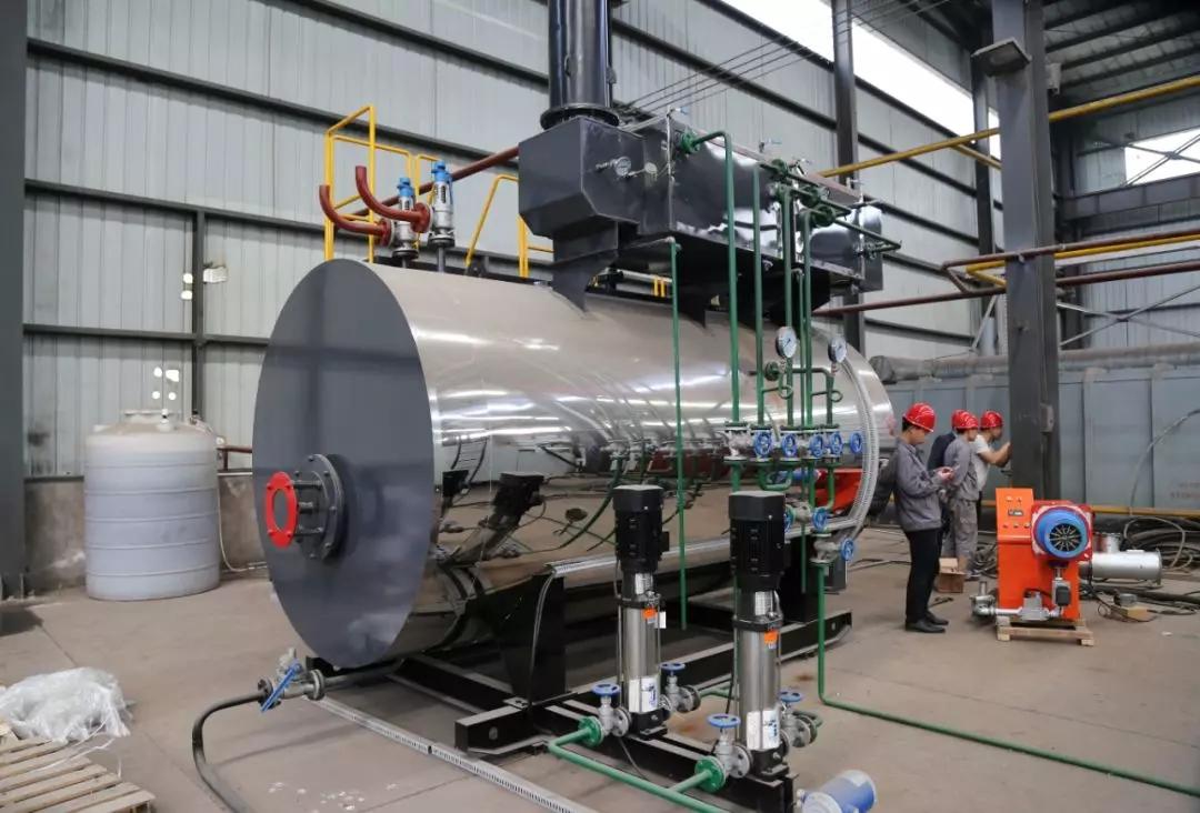 燃气锅炉辅机按照系统和作用不同进行分类